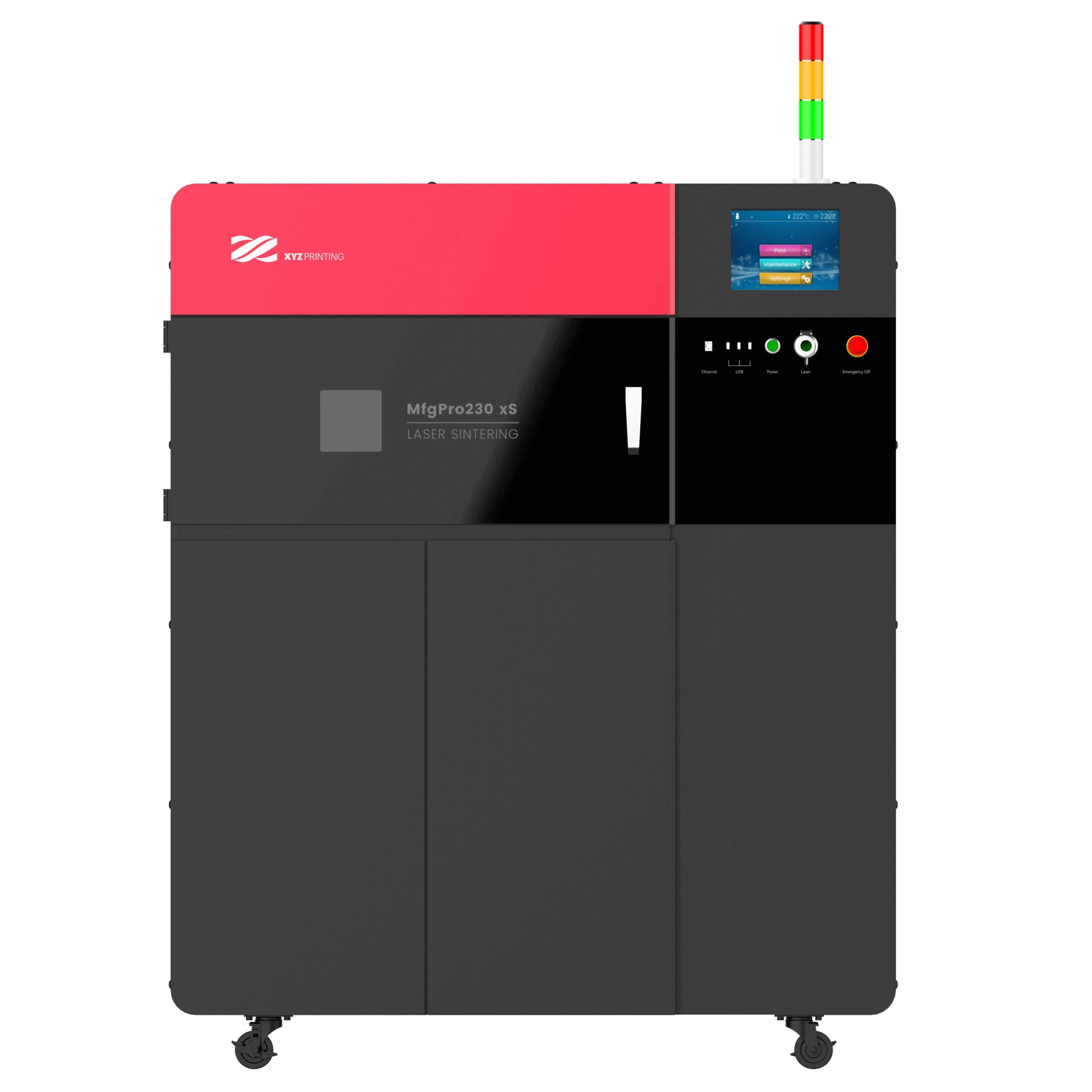 Sinterit Lisa (2) PRO SLS 3D Drucker